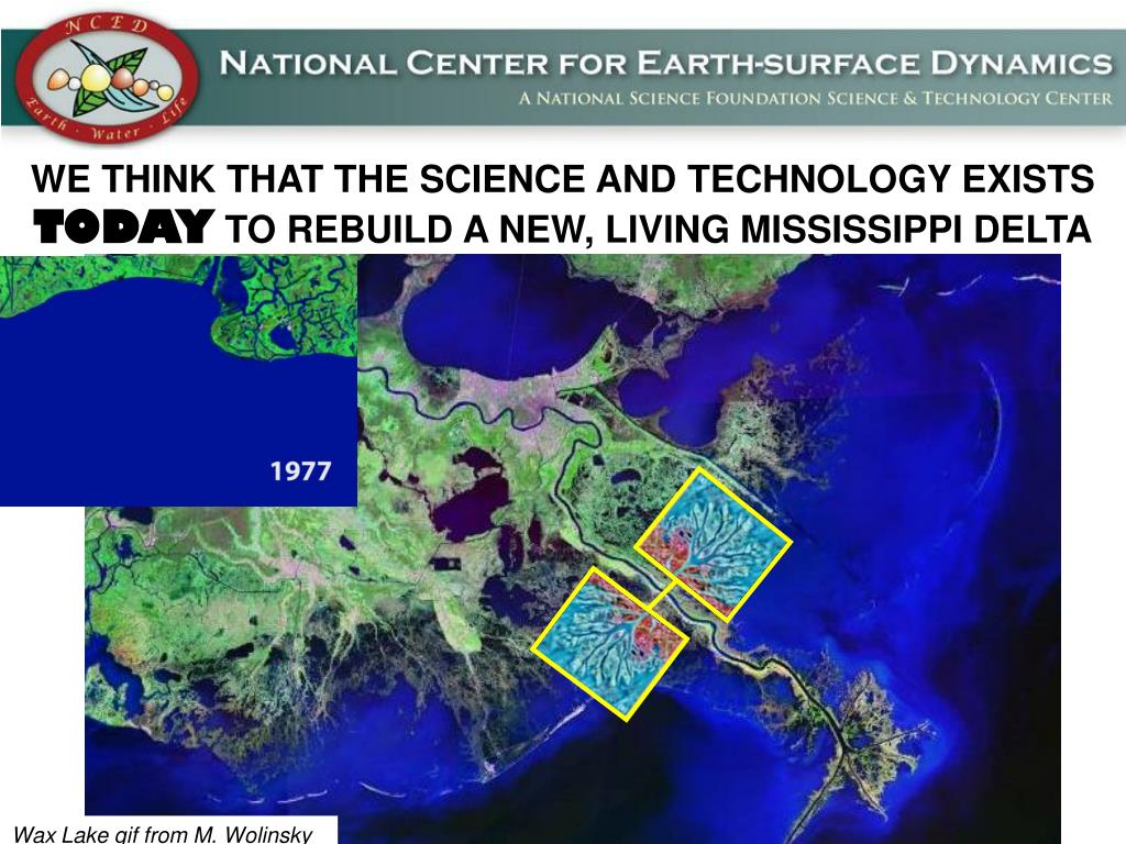 WE THINK THAT THE SCIENCE AND TECHNOLOGY EXISTS