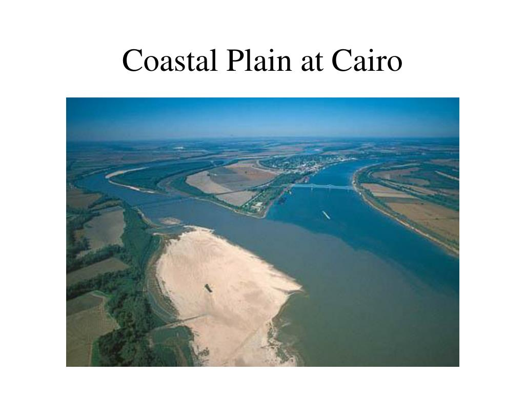 Coastal Plain at Cairo