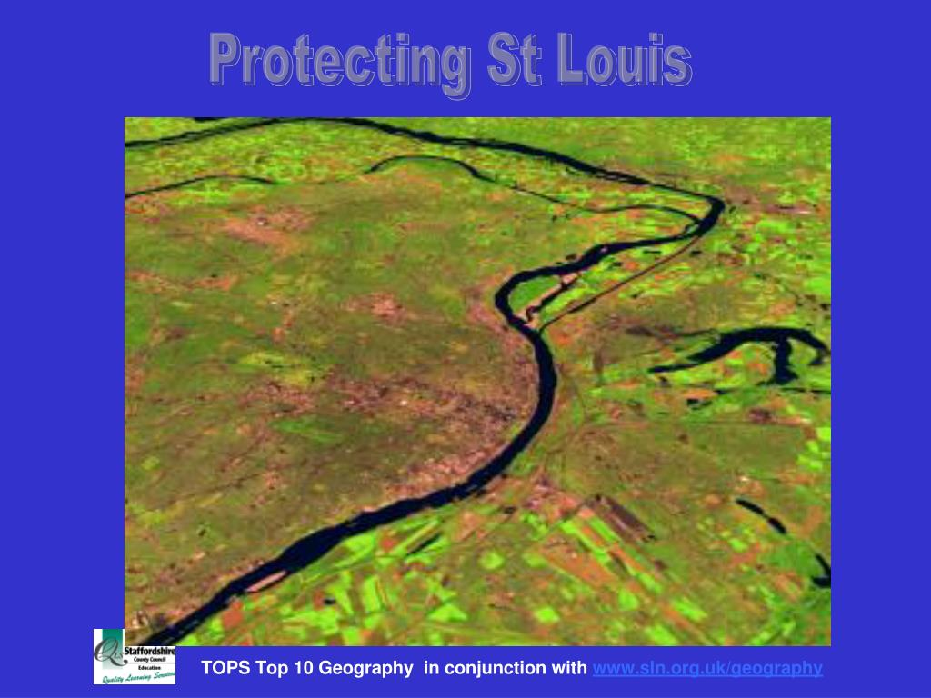 Protecting St Louis