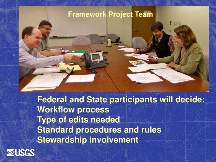 Framework Project Team