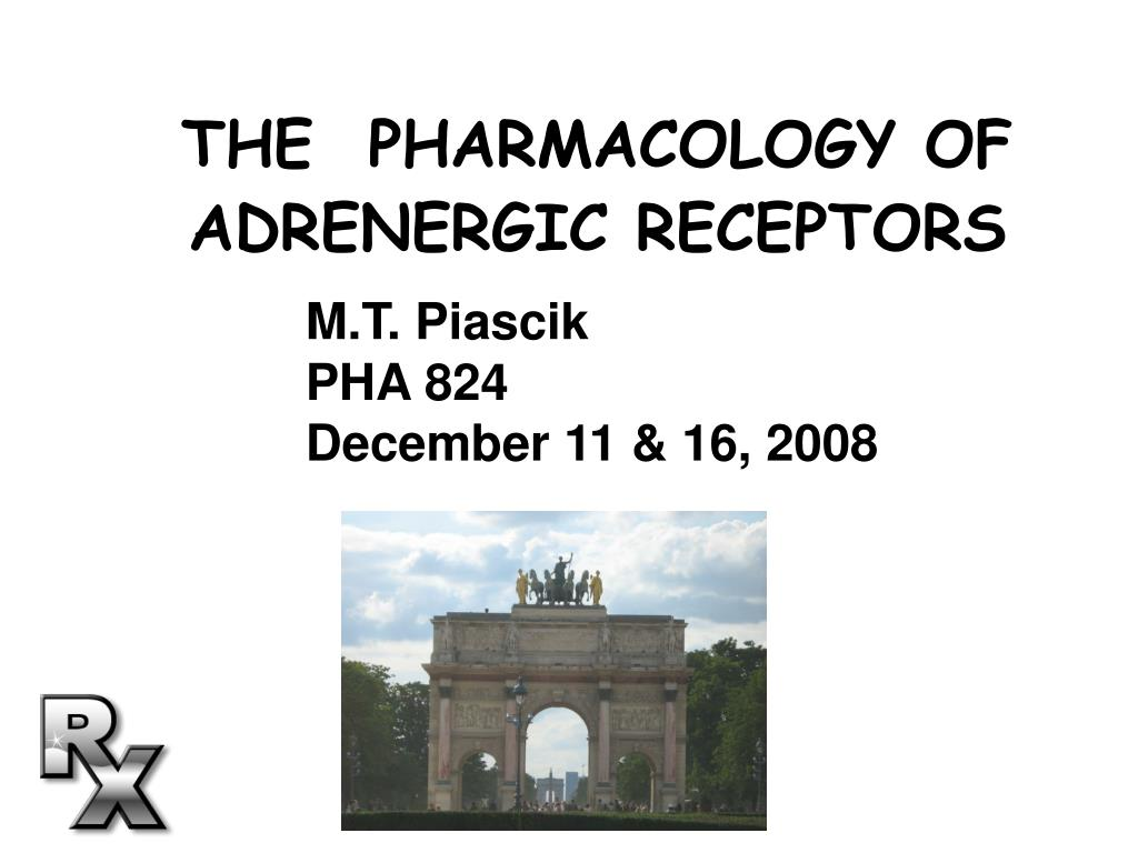THE  PHARMACOLOGY OF
