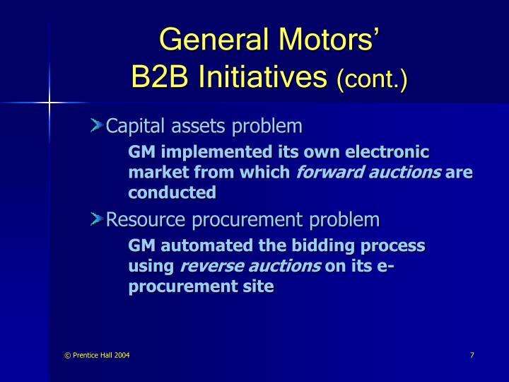 General Motors'