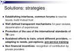 solutions strategies7