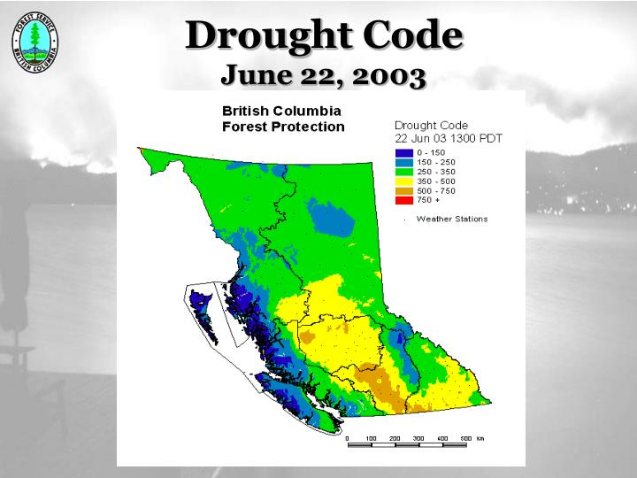 Drought Code