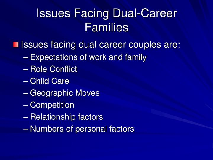 dual career families A researcher asked a sample of dual career families about the percentage of the  family budget contributed by the wife's job (y) and the total number of children.