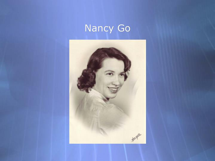 Nancy Go