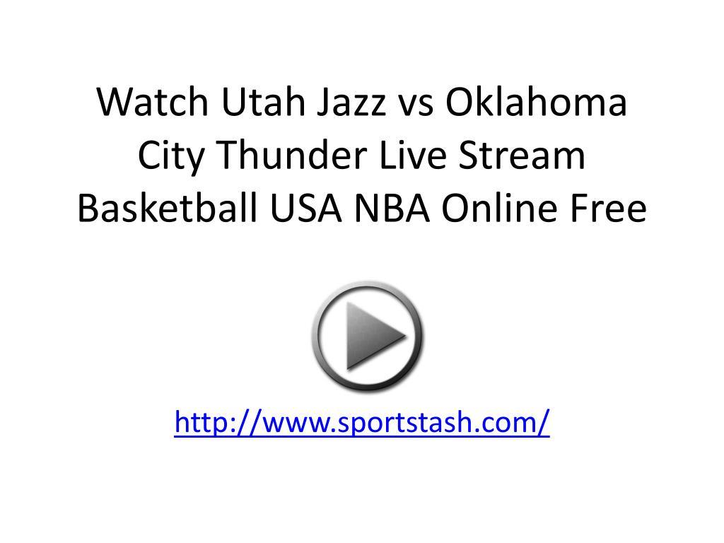 Watch Utah Jazz