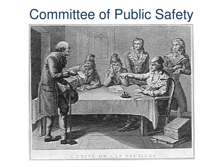 Committee of Public Safety