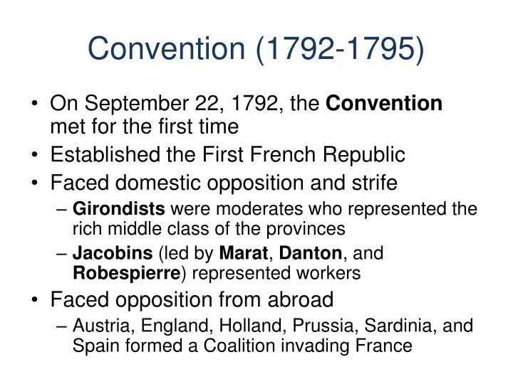Convention (1792-1795)