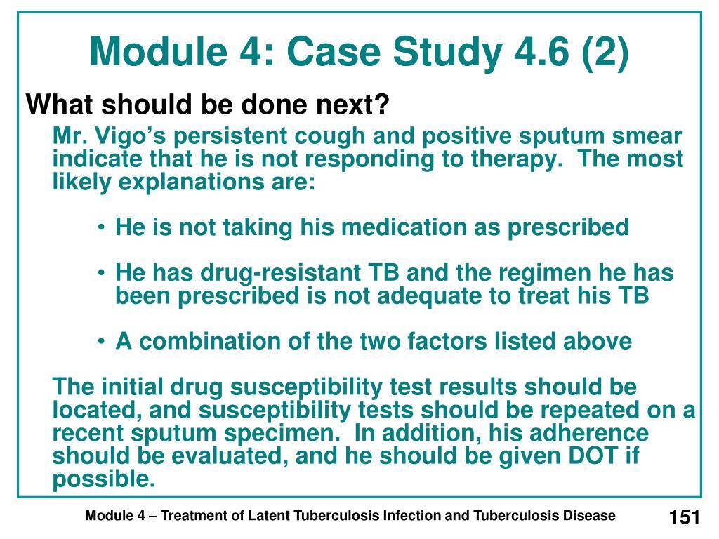 Module 4: Case Study 4.6 (2)