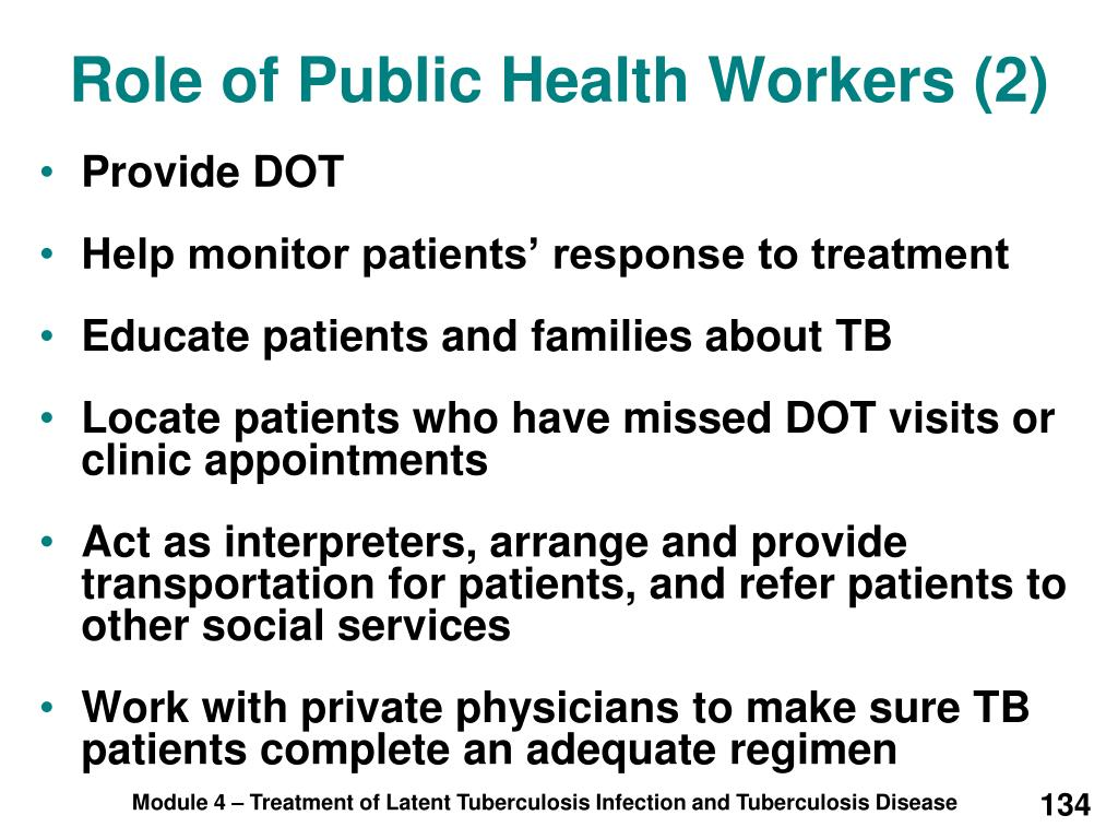 Role of Public Health Workers (2)