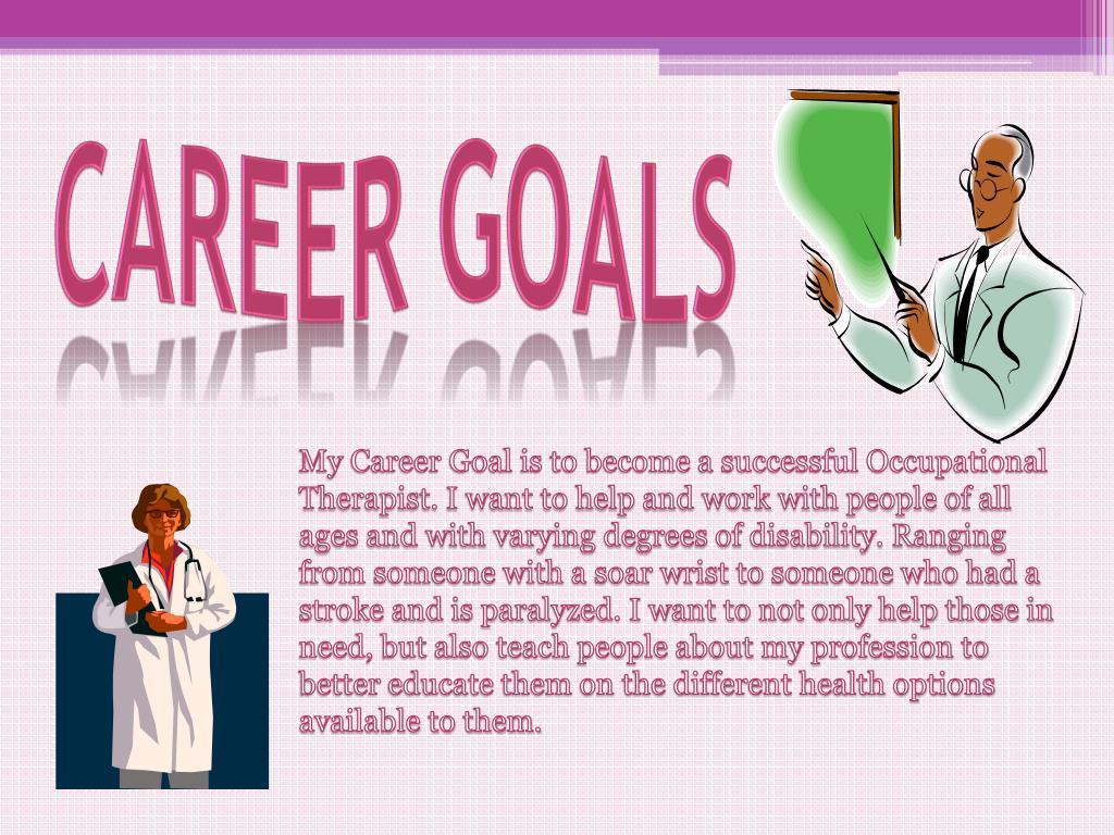 Career Goals