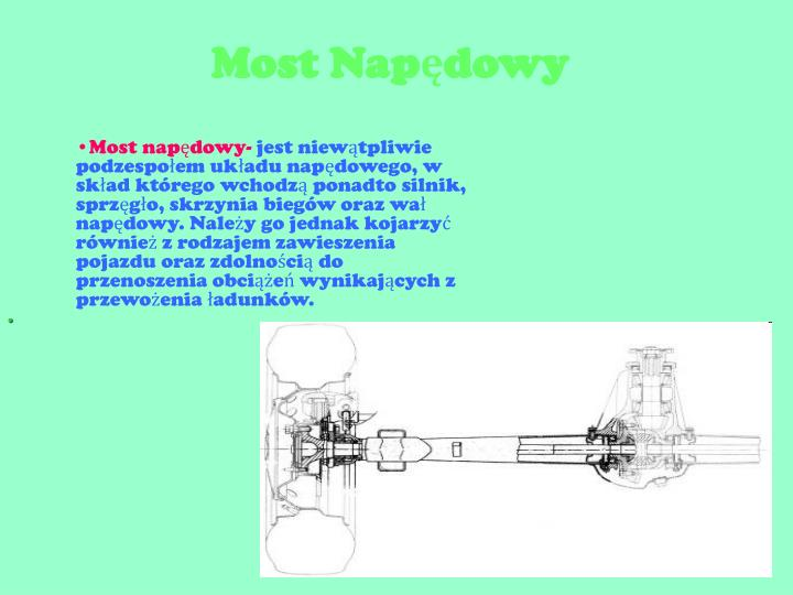 Most nap dowy