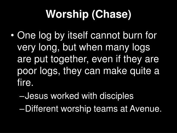 Worship (Chase)