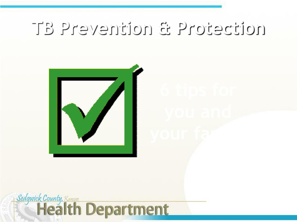 TB Prevention & Protection