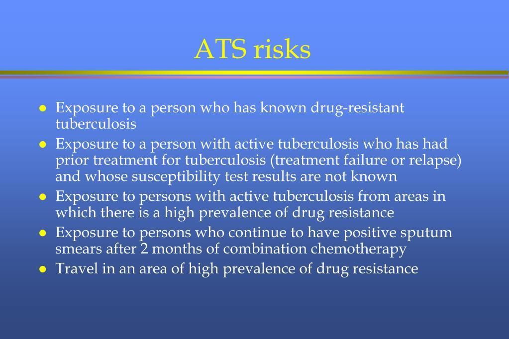 ATS risks