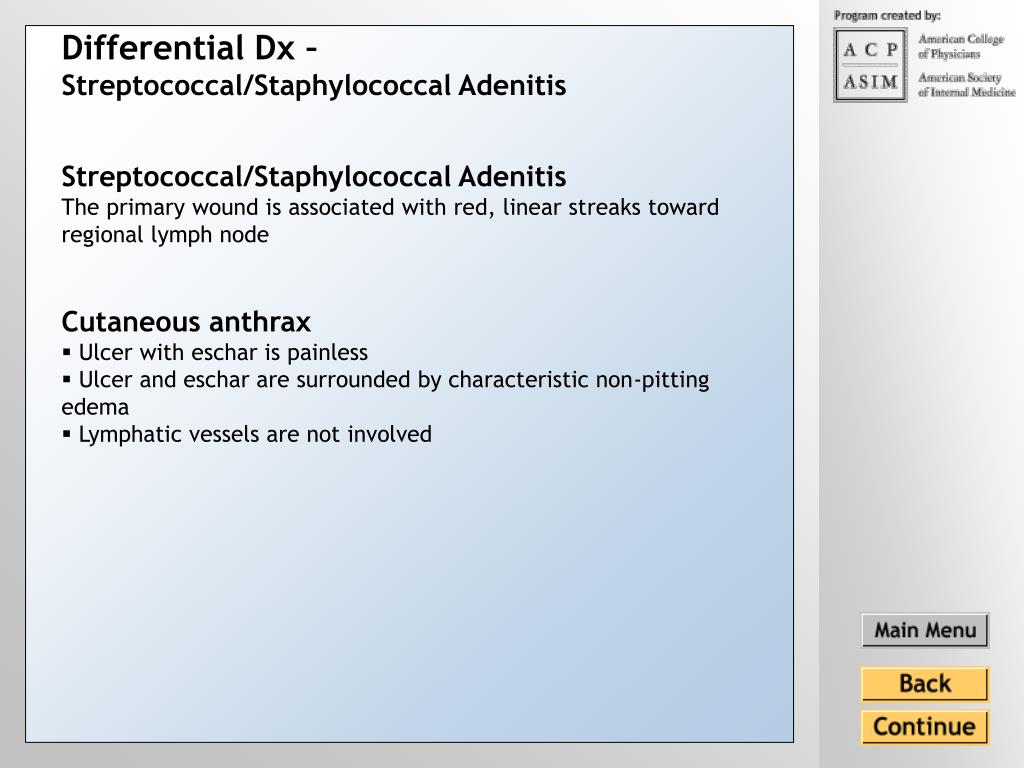 Differential Dx –