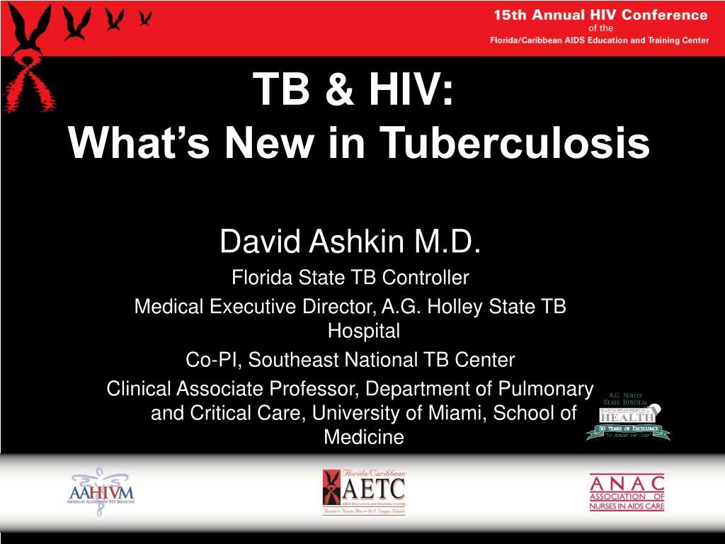 TB & HIV: