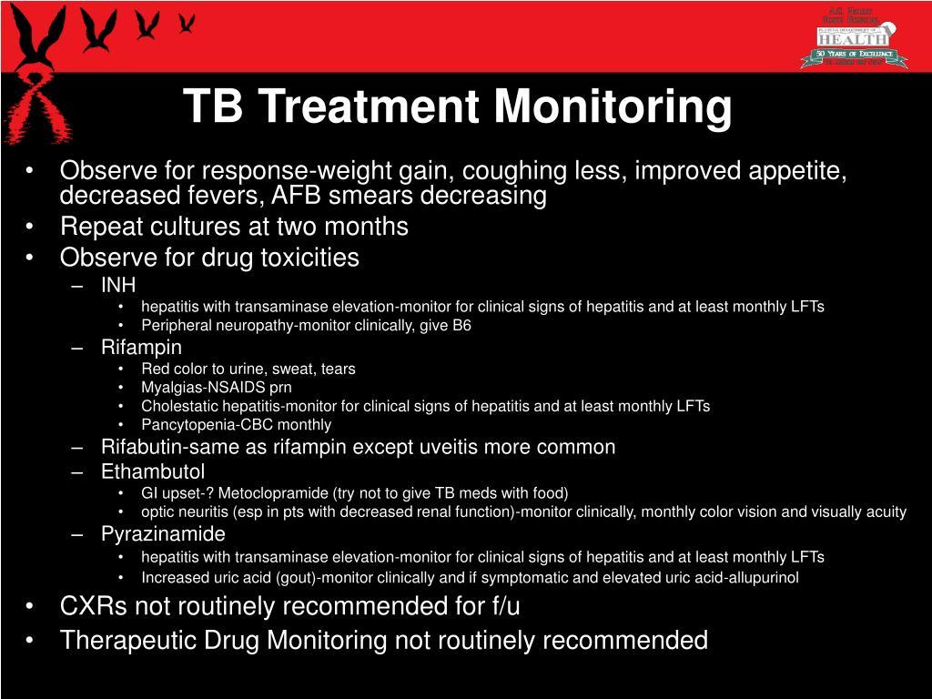 TB Treatment Monitoring
