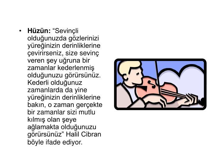 Hüzün: