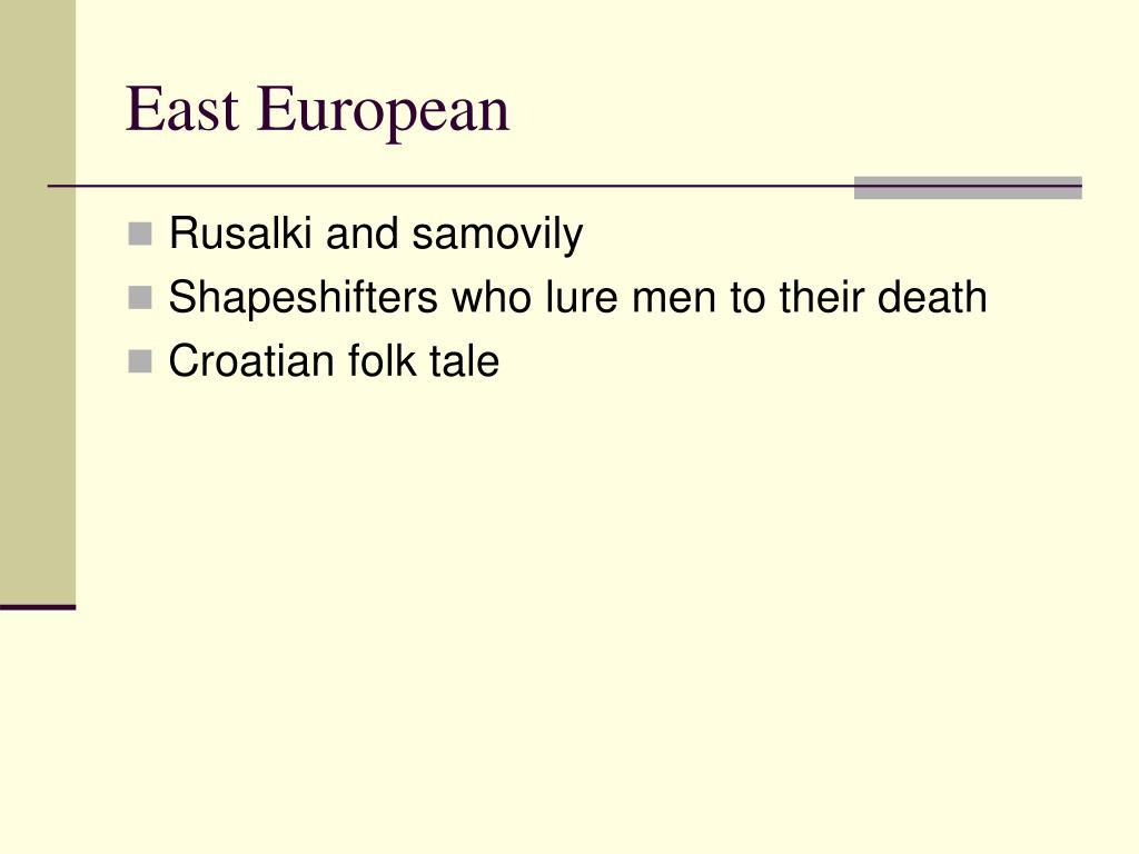 East European