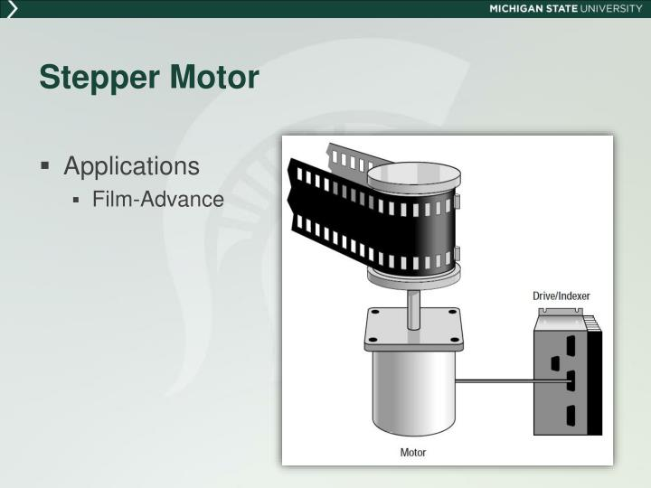 Ppt automated precision machines powerpoint presentation for Low cost stepper motor