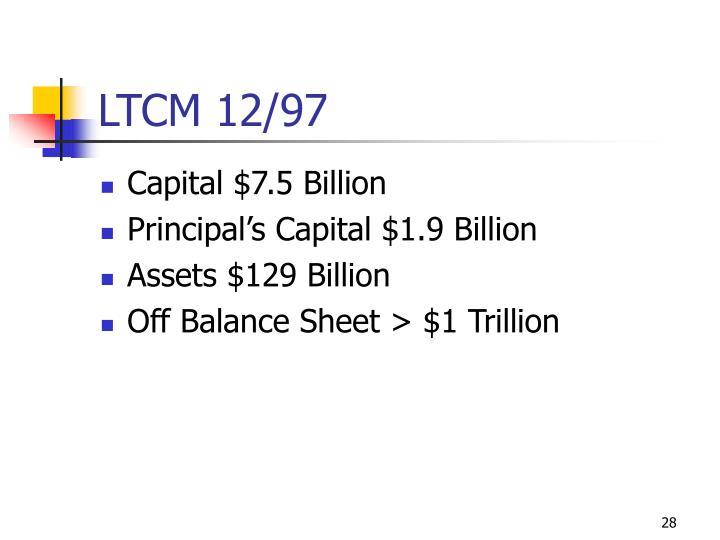 LTCM 12/97