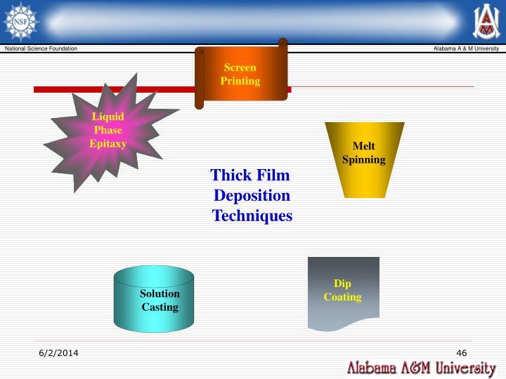 Thick Film