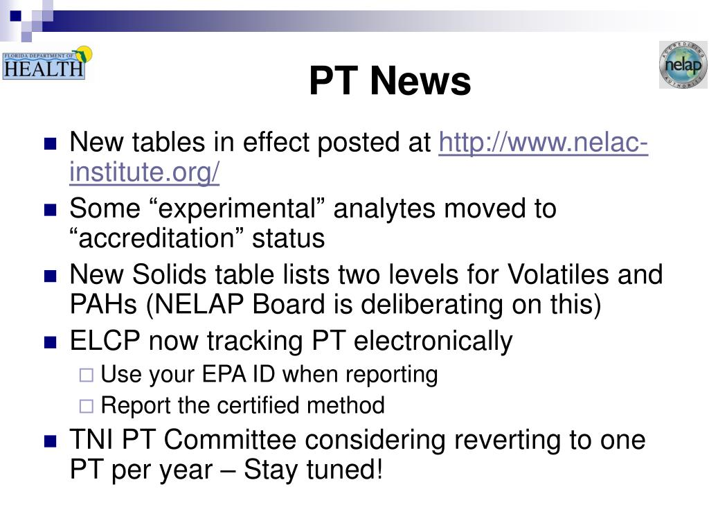 PT News