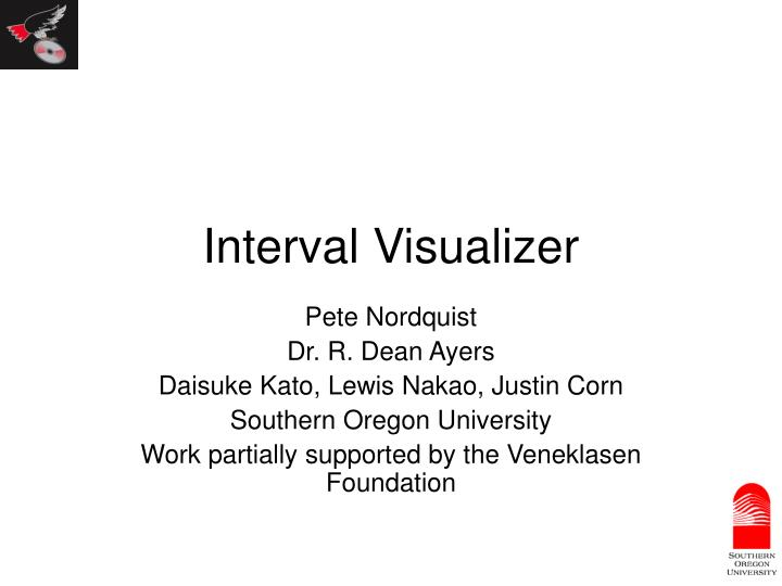 Interval visualizer