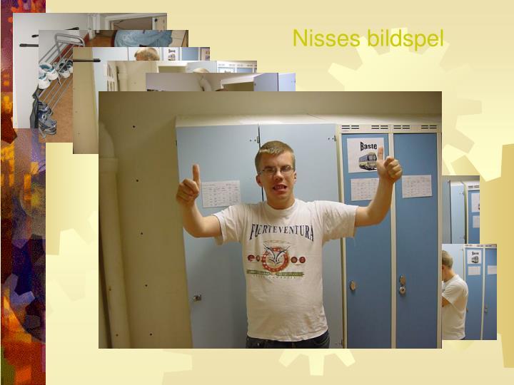 Nisses bildspel
