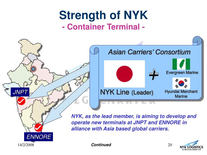 Asian Carriers' Consortium