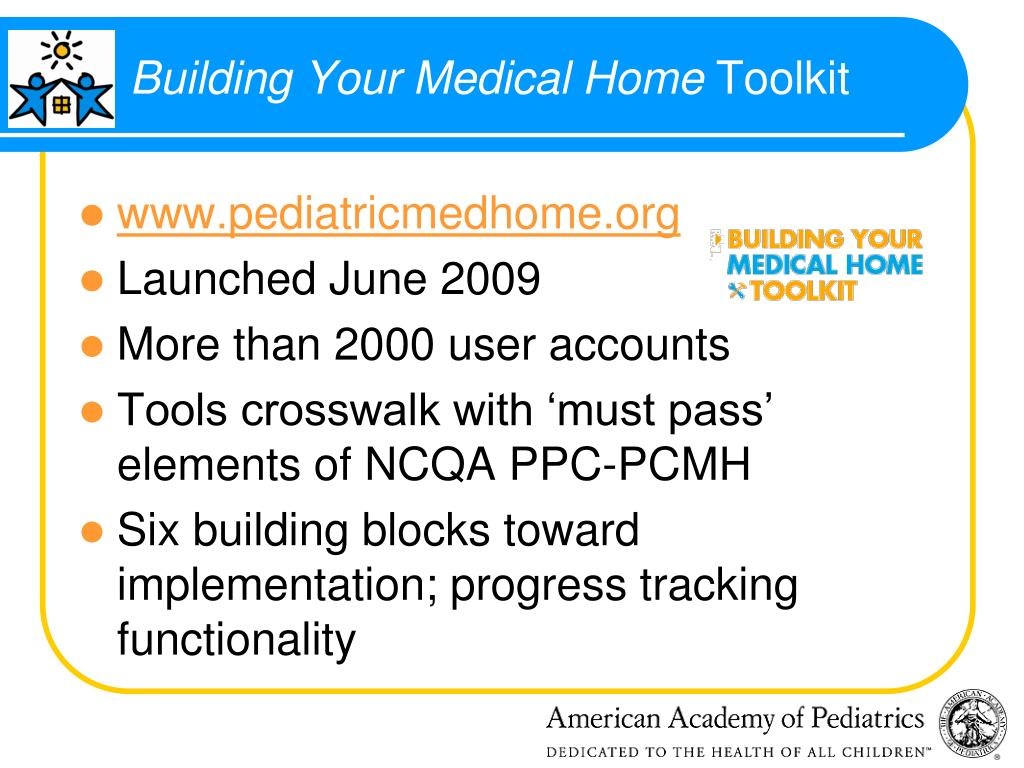 Building Your Medical Home