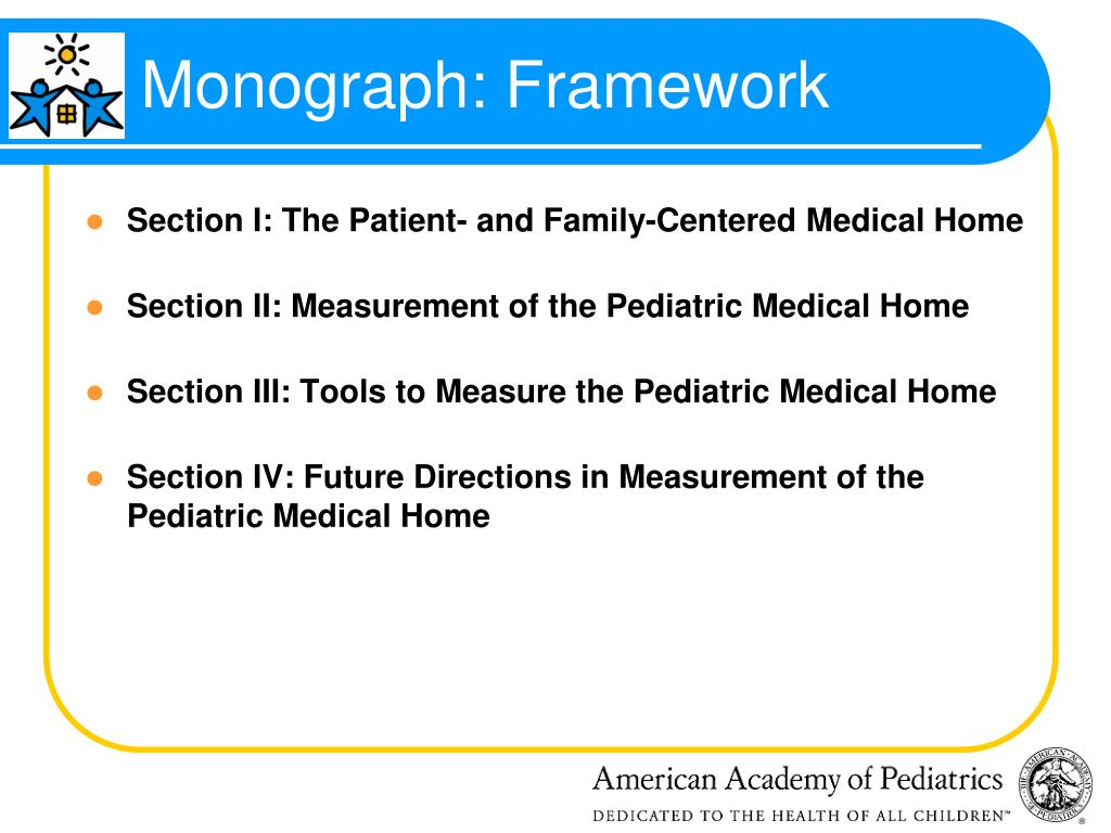 Monograph: Framework