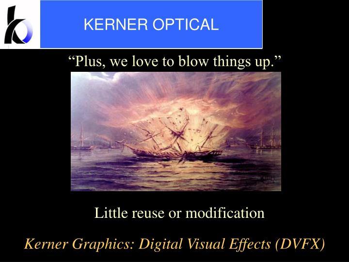 KERNER OPTICAL