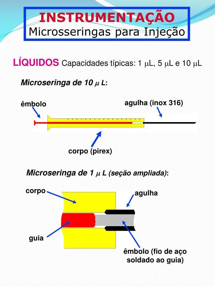 Microseringa de 10