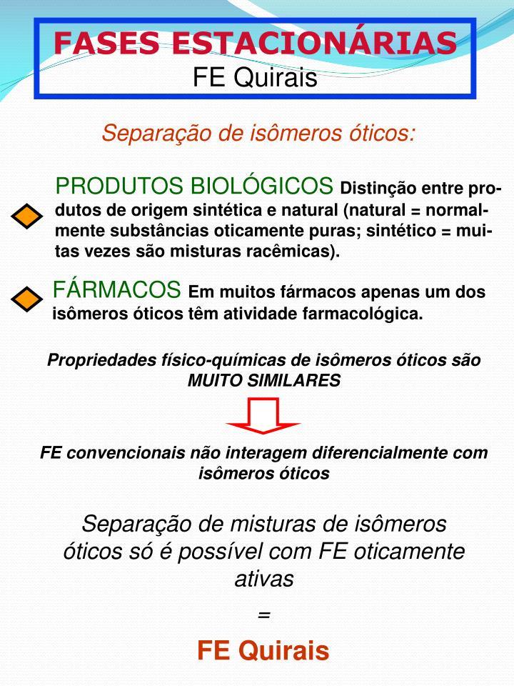 PRODUTOS BIOLGICOS
