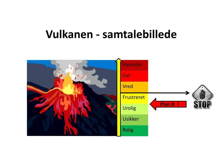 Vulkanen - samtalebillede