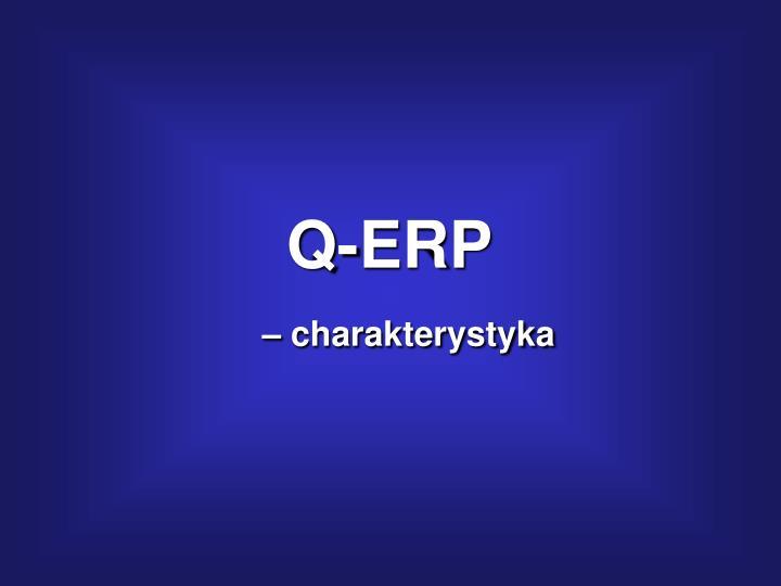 Q-ERP