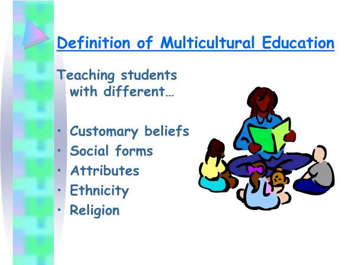 Multicultural Curriculum Definition Image Mag