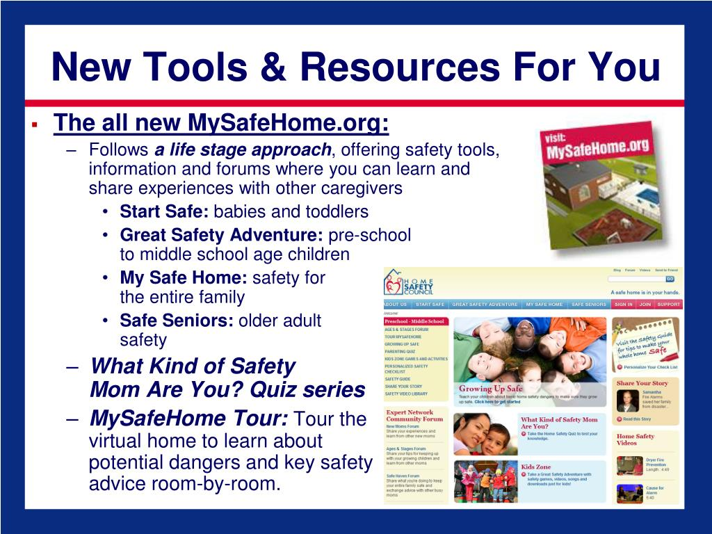 New Tools & Resources For You