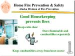 good housekeeping prevents fires6