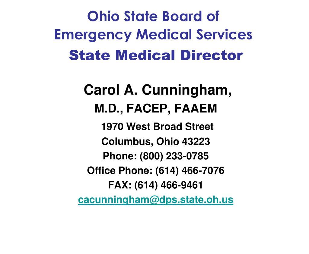 Ohio State Board of