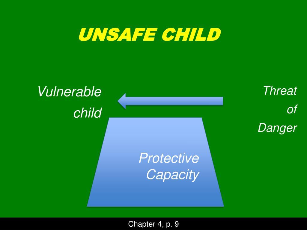 UNSAFE CHILD