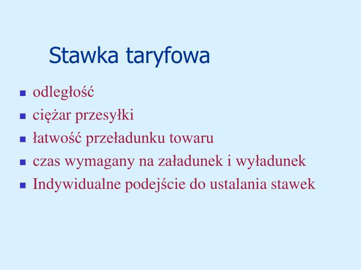 Stawka