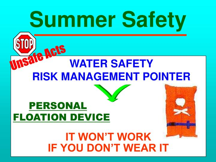 Unsafe Acts