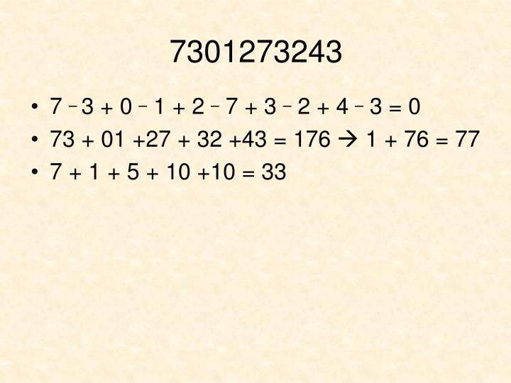 7301273243