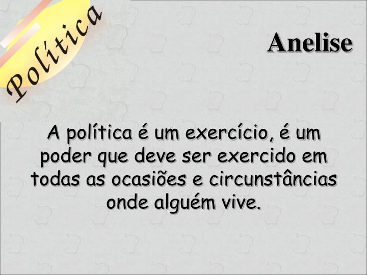 Anelise