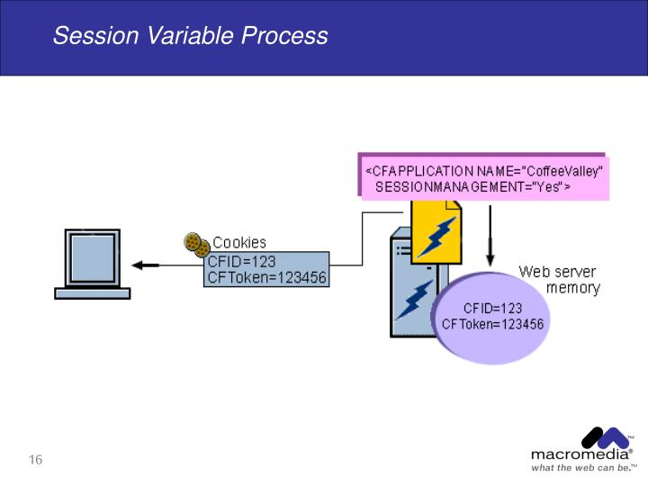 Session Variable Process