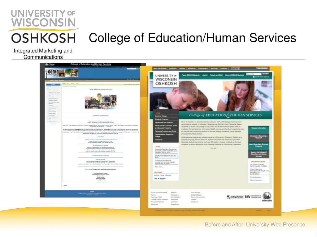 College of Education/Human Services